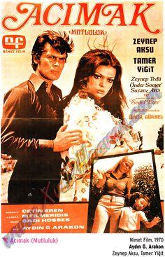 1970 Yılında Çevrilen Filmlerin AFİŞLERİ / POSTERLERİ (221 adet) Film Posters, Nostalgia, Movies, Films, Film Poster, Cinema, Cinema, Movie, Movie