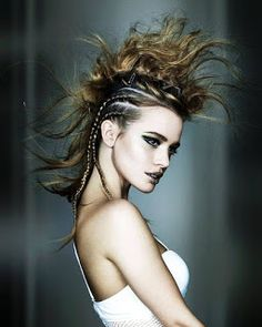 Roseanna Velin - Makeup Artist London