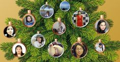 Which Of Your Friends Will Be An Ornament On Your Christmas Tree?