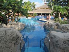 Riu Tequila pool by wallygrom, via Flickr