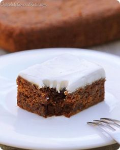 Ginger Molasses Cake. *Sub GF almond flour for the whole wheat pastry flour. . ☀CQ #glutenfree