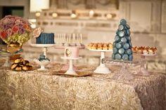 Storybook Weddings | Marie Antoinette Wedding | My Sweet and Saucy