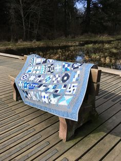 52 x Friday's Finish Wait Loss, Picnic Blanket, Outdoor Blanket, Forest Bathing, Book Quilt, Husband Love, Needle And Thread, Quilt Blocks, Quilting