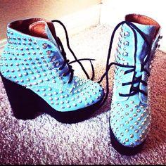 Jeffrey Campbell shoes . love