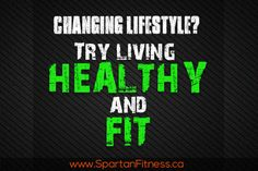 What's your lifestyle like? See ours today: http://www.spartanfitness.ca/ #SpartanFitness #lifestyle #health