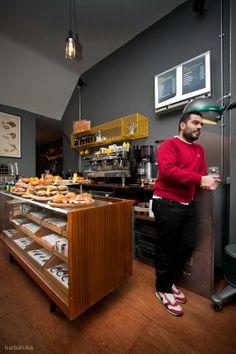 Birdhouse cafe, London