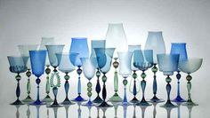 Michael J. Schunke - beautiful hand-blown glass, isn't he fabulous...SOooo awesome is he !!