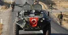World War 3 Coming Soon? Tanks Roll Across The Border As Turkish Invasion Of Syria Begins  http://www.redflagnews.com/headlines-2016/world-war-3-coming-soon-tanks-roll-across-the-border-as-turkish-invasion-of-syria-begins