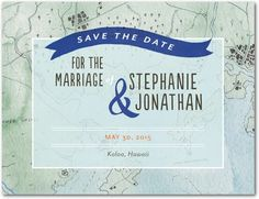 Grand Getaway - Save the Date Postcards - Petite Alma - Red Lantern - Red : Front
