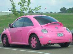 Pink Bug <3
