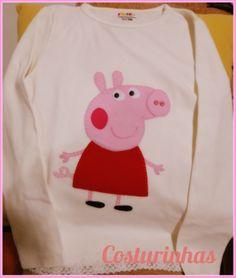 Camiseta Peppa Pig