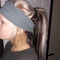 added a photo of their purchase Boho Headband, Wide Headband, Turban Headbands, Bad Hair Day, Teen Mom 2 Chelsea, Bandeau Large, Good Vibes Shirt, Jersey Headband, Chelsea Houska
