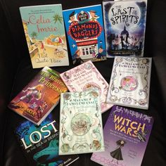 Our November and December Children's titles!