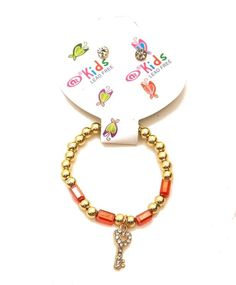Kids Key Bracelet Price $3.50