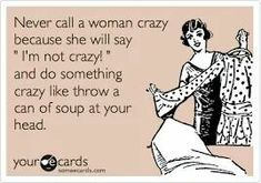 Can Of Soup, Time To Move On, Crazy Love, I Can Relate, Hilarious, Funny, Something To Do, Ecards, Lol