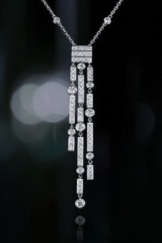 Chanel, 1932, Diamond Necklace