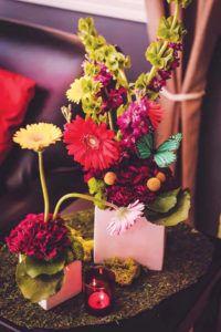Whimiscal Flower Arrangement