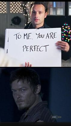 Rick and Daryl - the ultimate bromance