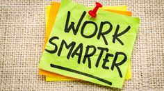 ARE THESE 4 THINGS MAKING YOU LESS PRODUCTIVE?