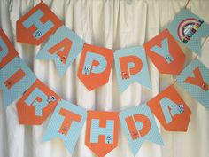 The Amazing World of Gumball Banner, Gumball Birthday Party, Gumball Complete Party Package by KidsFavorsandInvites on Etsy