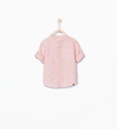 ZARA - KIDS - Striped shirt