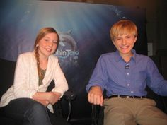 Cozi Zuehlsdorff and Nathan Gamble Dolphin Tale 2, Sea Dolphin, Nathan Gamble, Clearwater Marine Aquarium, Young Celebrities, Winter Photos, 5 Year Olds, Favorite Person, Dolphins