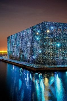 Modern Masterpieces of Provence :MuCEM