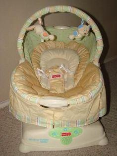 3 In 1 Baby Swing