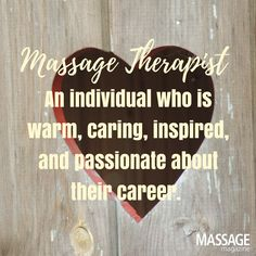 Which word describes you best? #Massagetherapist :)