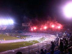 Estadio Modelo Alberto Spencer.   Emelec vs Deportivo Cuenca