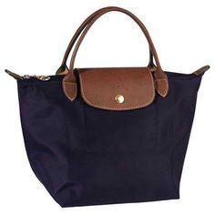 Longchamp Navy sac