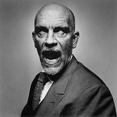 John Malkovich by Ludovic Carème. What a portrait, wow. John Malkovich, Famous Portraits, Celebrity Portraits, Black And White Portraits, Black And White Photography, Actor Studio, Face Expressions, Interesting Faces, Best Actor
