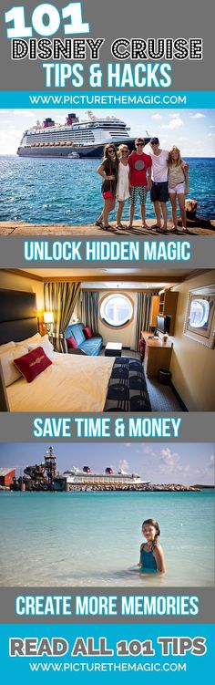 101 Disney Cruise Tips & Hacks