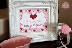 Darling free Valentine Printables by the Darling @Katie Waltemeyer of Sweet Rose Studio