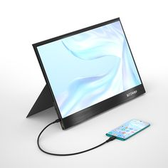 These portable USB type-C monitors from BlitzWolf are amazing. They come in sizes ranging from to with resolutions up to Electronics Companies, Best Cell Phone, Blitz, Lcd Monitor, Display Screen, Consoles, Cell Phone Accessories, Smartphone, Type