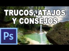 ▶ Trucos y atajos en photoshop - Tutorial Photoshop en Español (HD) - YouTube