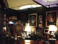 bar punk em Buenos Aires - Argentina - estantedeviagens