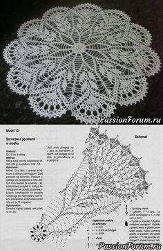 Newest Pictures Crochet Doilies Centerpi Crochet - Diy Crafts - maallure Filet Crochet, Crochet Doily Diagram, Crochet Diy, Crochet Doily Patterns, Crochet Round, Crochet Chart, Thread Crochet, Irish Crochet, Knitting Patterns
