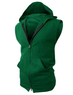 Dammit! They don't ship to Australia! Amazon.com: H2H Mens Lightweight Sleeveless Fashion Hoodies