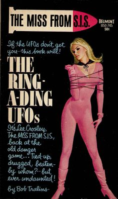 The Ring-A-Ding UFOs