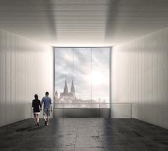 Bavarian History Museum Competition Entry,Courtesy of X+UN Architecture