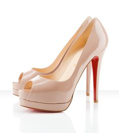 Going to invest in a pair of nude Louboutins one day
