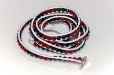 Houston Texans Wrap Bracelet
