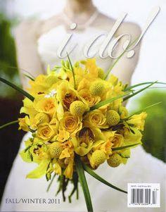 yellow bouq