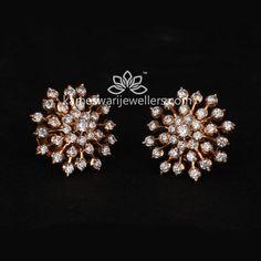 Buy Earrings Online | Nakshatra Nostalgia from Kameswari Jewellers