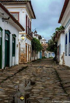 Paraty - RJ (Foto: Marcos Lamas) # Brasil # Brazil # Cidade histórica # Historic city # História # History # Parati # Rio de Janeiro
