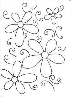 18 Ideas Hand Quilting Stencils Templates For 2019 Hand Embroidery Patterns, Beaded Embroidery, Embroidery Stitches, Embroidery Designs, Quilting Stencils, Quilting Designs, Free Motion Quilting, Hand Quilting, Applique Templates