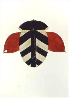 桜井凧・虻 愛知県安城市 Kite Building, Kites Craft, Kite Designs, Kite Making, Go Fly A Kite, Homemade Things, Queen Bees, Bugs, Pilot