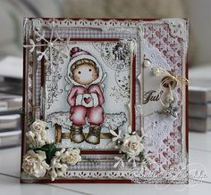 Christmas card by Camilla