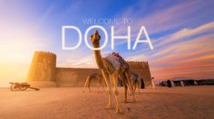 Incredible architectural innovation in an otherwise forbidding climate. Doha is filled with as many wonders as it is contradictions, and this lovely video gives us some insight into this ever-expanding city (VIDEO).